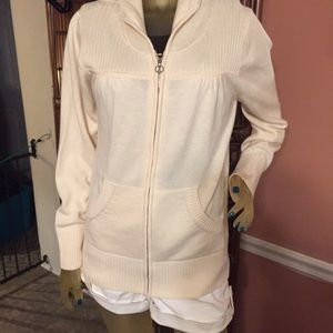 The north face woman's XL sweater Jersey NWT